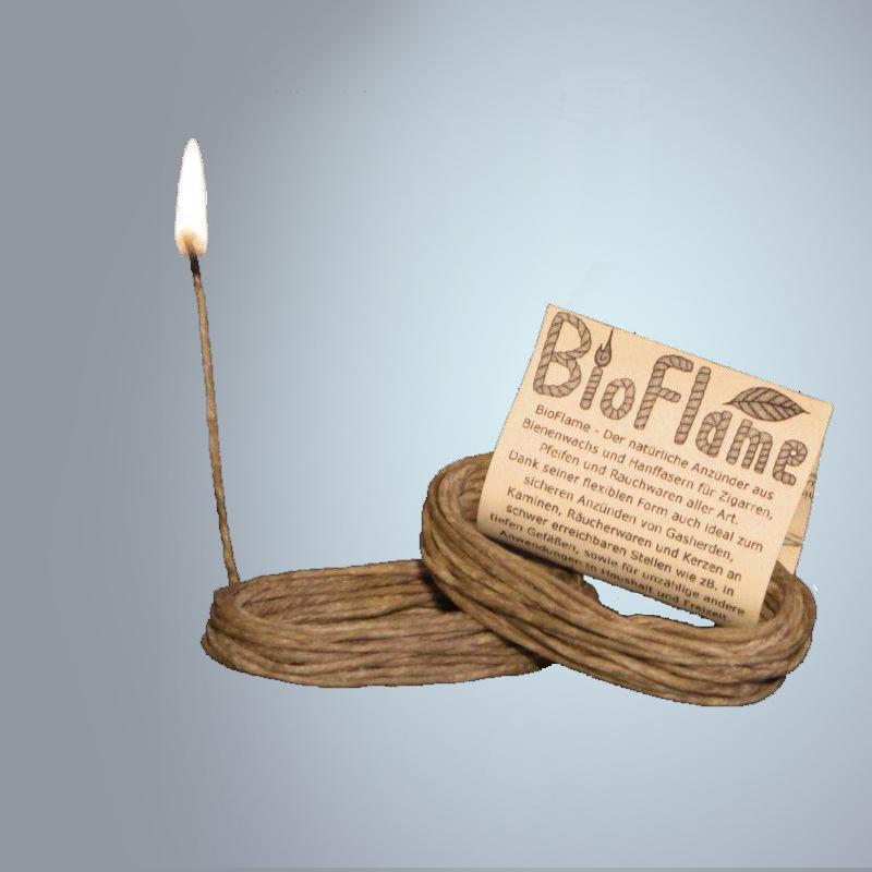 Bio Flame Hanfseil
